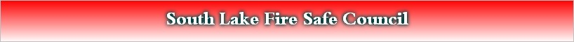 South Lake Fire Safe Council