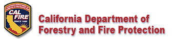 Welcome to CAL FIRE